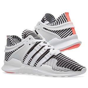 Adidas EQT Support ADV Black/White/Turbo zebra NIB
